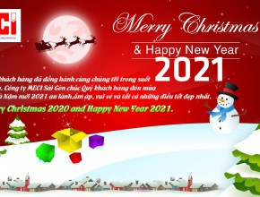 Merry Christmas 2020 and Happy New Year 2021